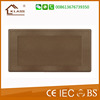 China Factory Direct Sale 2016 Newest Wall Switch Plate Blank 3*6