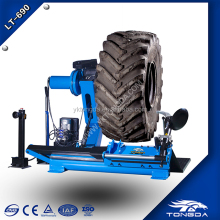 TONGDA LT 690 AUTOMATIC TRUCK tire changer truck used TRUCK TYRE CHANGER FOR SALE