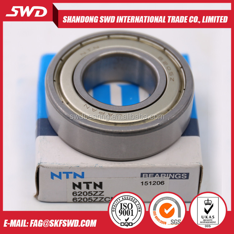 NTN deep groove ball bearing 6311 hot sale in china