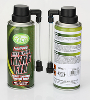 tyre sealant anti puncture tyre liquid in aerosol can