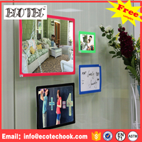2015 christmas picture frame wall paper decorative wooden picture frame