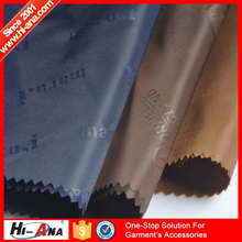 hi-ana fabric2 Manufacturing oeko-tex standard Good Price taffeta