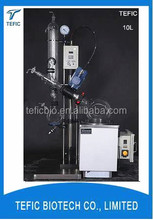 High efficiency 10L 20L lab equipment vacuum rotary evaporator for pilot production