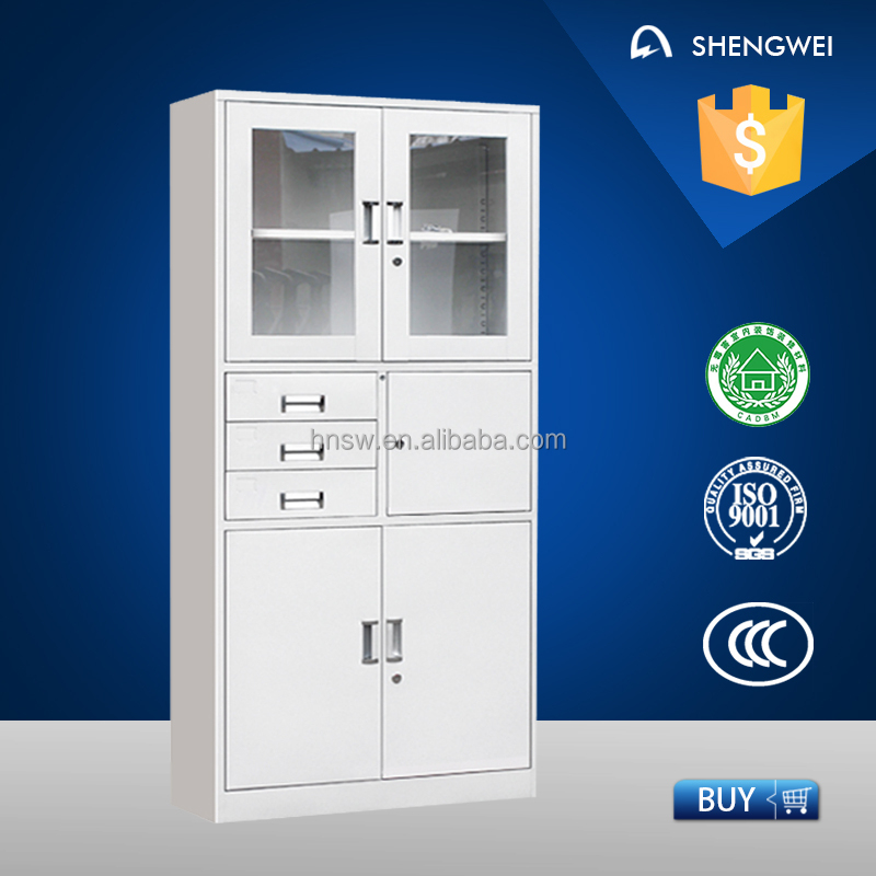 showcase furniture steel otobi furniture steel almirah in bangladesh price/steel