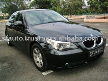 Used BMW 520IA, Black Automobiles
