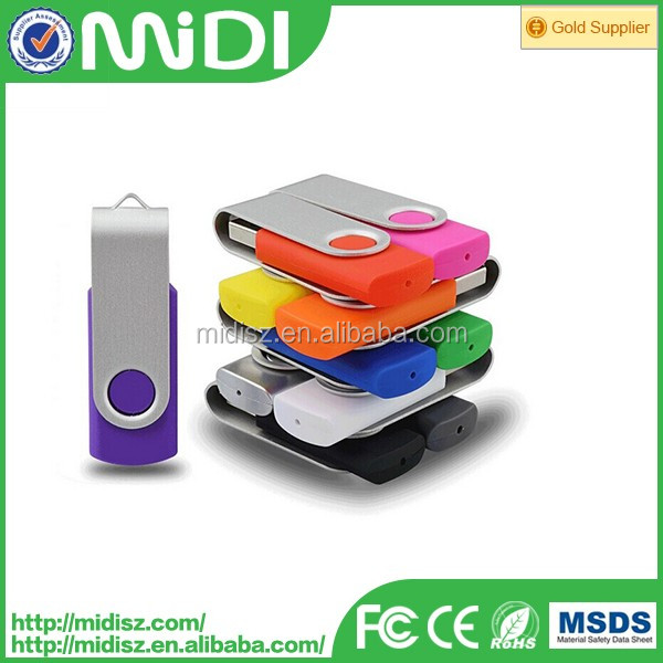 new swivel mould 64GB Usb Flash Drive 2015