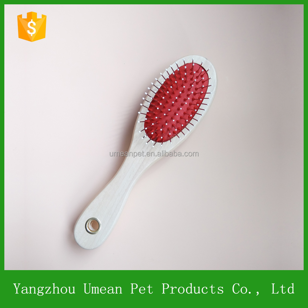 free sample pet slicker hair brush pet grooming comb