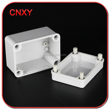 CE reached ABS outdoor electrical outlet enclosure waterproof junction box