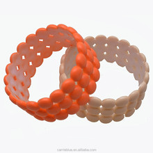 2015 Hot selling high quanlity plastic colorful bracelet for lady