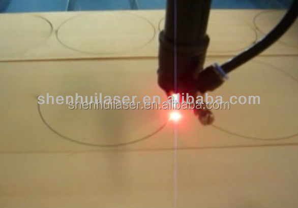 Laser Cutting Engraving Machine for card and paper flower design