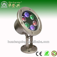 digital 1.5W High performance Competitivemulti color Led swimming pool light