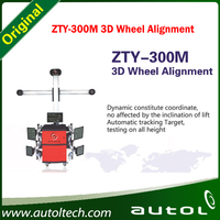 3D wheel alignment machine price ZTY-300M Automatic tracking Deluxe Edition better than Launch X-631+ Wheel Alignment