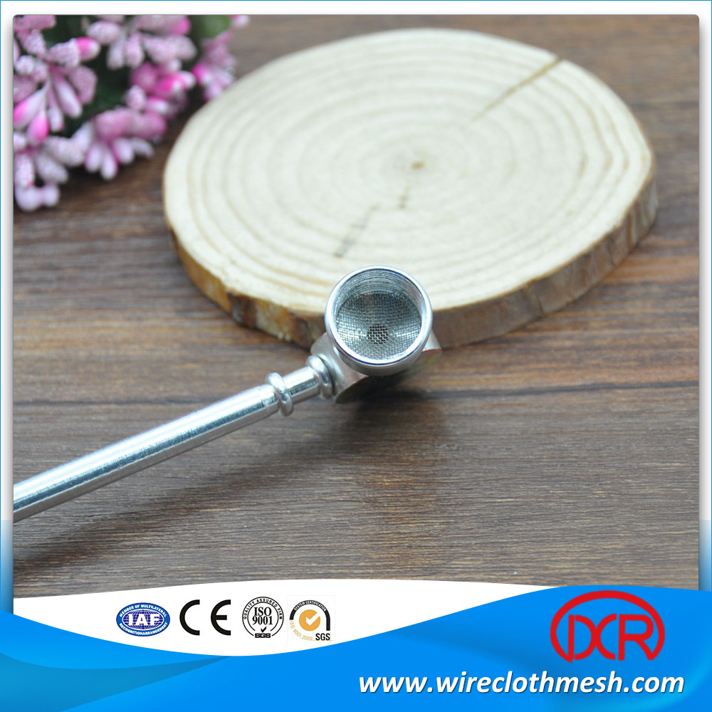 Stainless Steel Mesh Screen For Smoking Pipe Filter