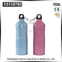 Hot selling Products Sports Drinking Aluminum Bottle Sports Water Shaker Bottle With Straw