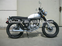 Hot selling Cafer/retro classic motorbike 200cc