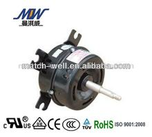 Match-Well split air conditioner fan motor