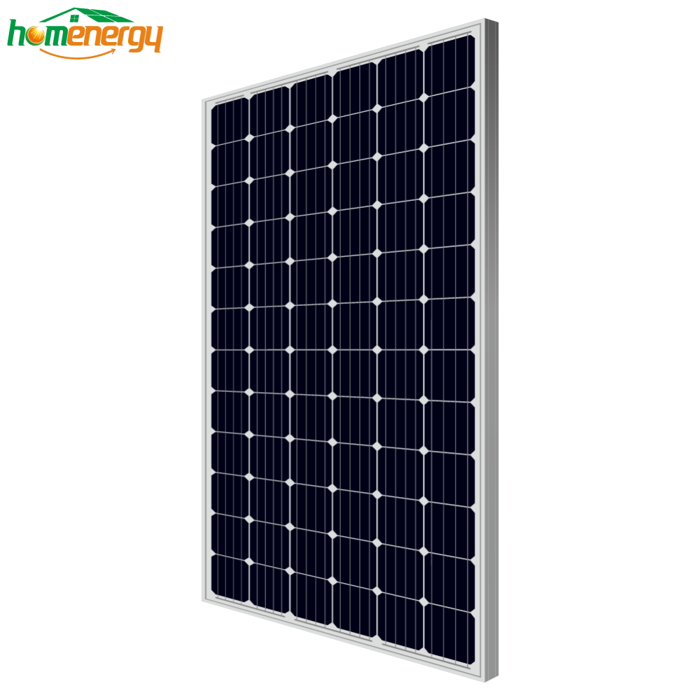 EU Stock Market mono crystalline solar panels 300w 330w 345w power system use