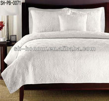 hospital white bed sheets