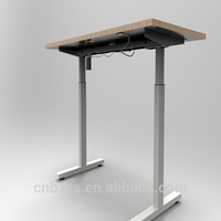 front office equipment sit to stand desk reviews with UL certification and BIFMA certification