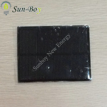 90*70mm 4V 200mA Mini Epoxy Solar Panel Module