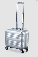 Portable aluminum suitcase/ hot sale suitcase