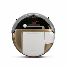 2017 household smart vacuum cleaning robot with auto charging