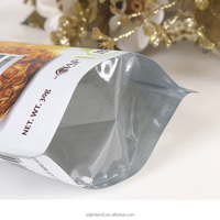 High Quality Stand Up Pouch Plastic Food Grade Bag For Chestnuts