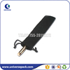 New arrival high quality black velvet pen pouch with drawstring