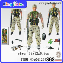 Low price guaranteed quality plastic toy army soldiers