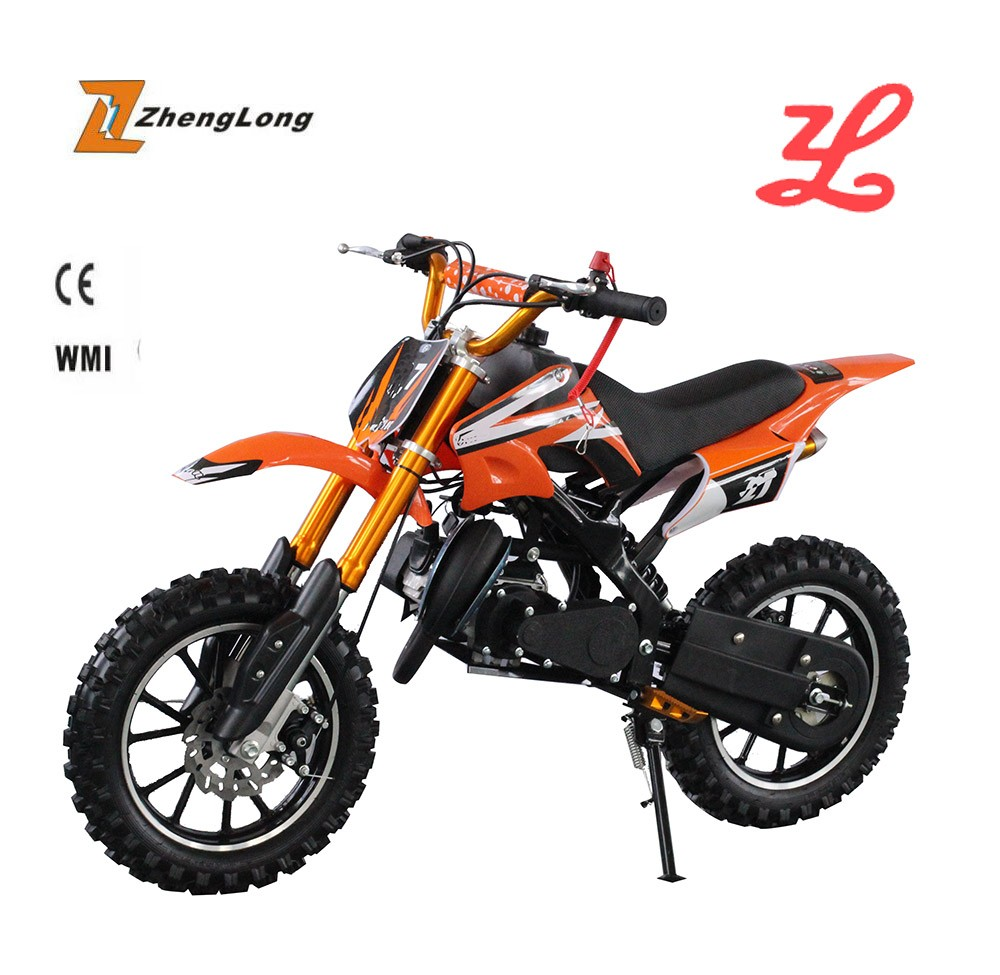 Fashional new 2 stroke 49cc 50 cc dirt bike manufacturer for sale