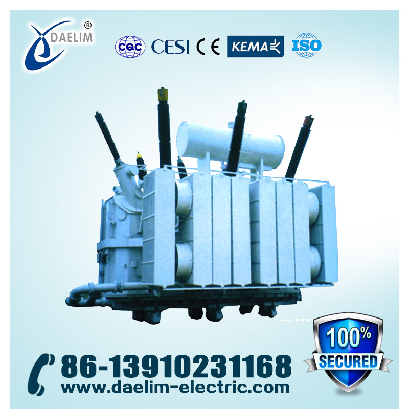 110kv 6300kva Three-Phase OLTC Power Transformer With Best Quality
