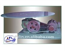 mechanical disk feeder