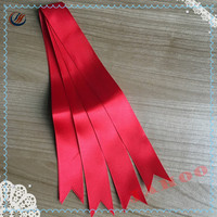 Fashion And Colorful In Stock No MOQ Polyester Satin Ribbon Bow