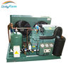 400 Voltage Bitzer compressor, condensing unit for freezer room