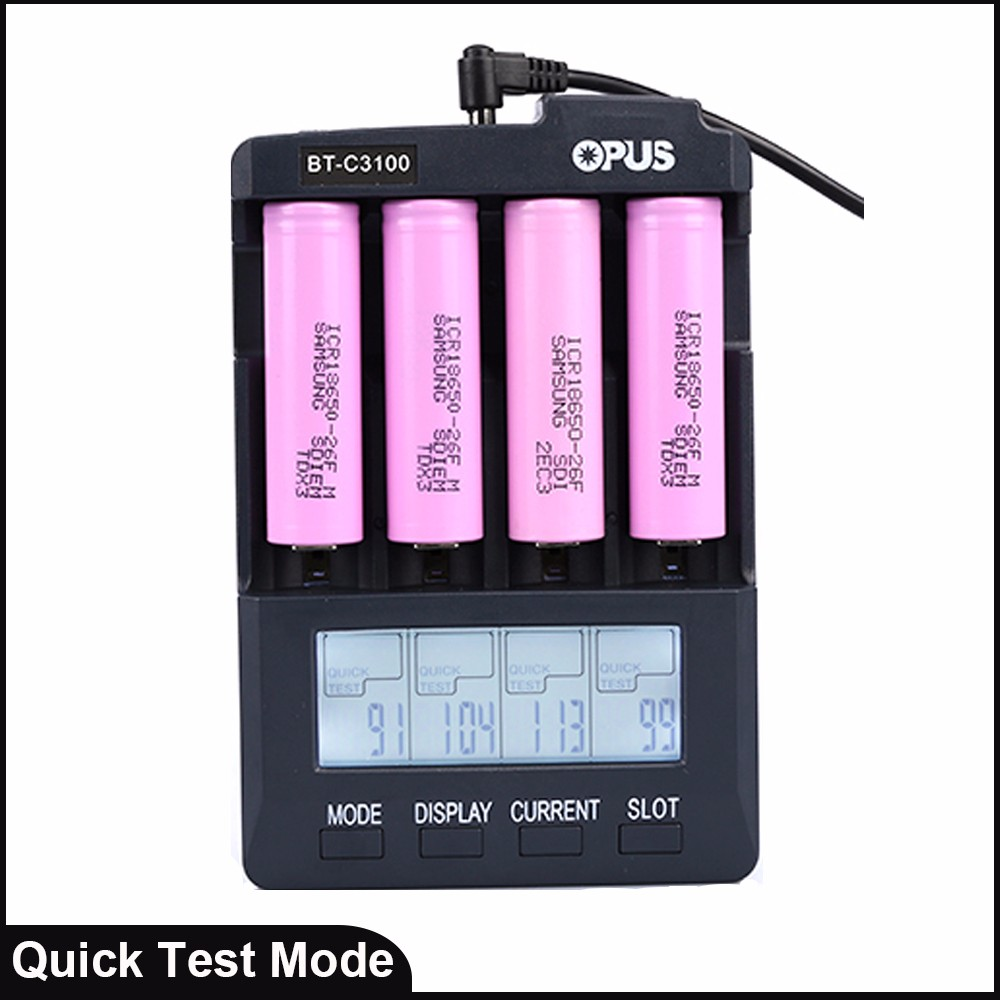 Hot sale & high quality battery charger with test function