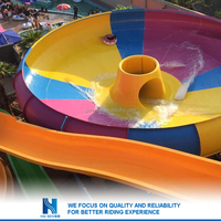 Hot sell New design aqua park water slide Manufatuers in china
