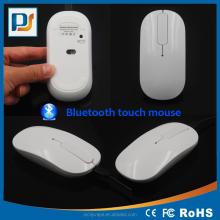 Wireless mouse bluetooth touch mouse with build in rechargeable li-battery