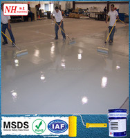 Long life floor paint, anti acid self-leveling epoxy floor coating