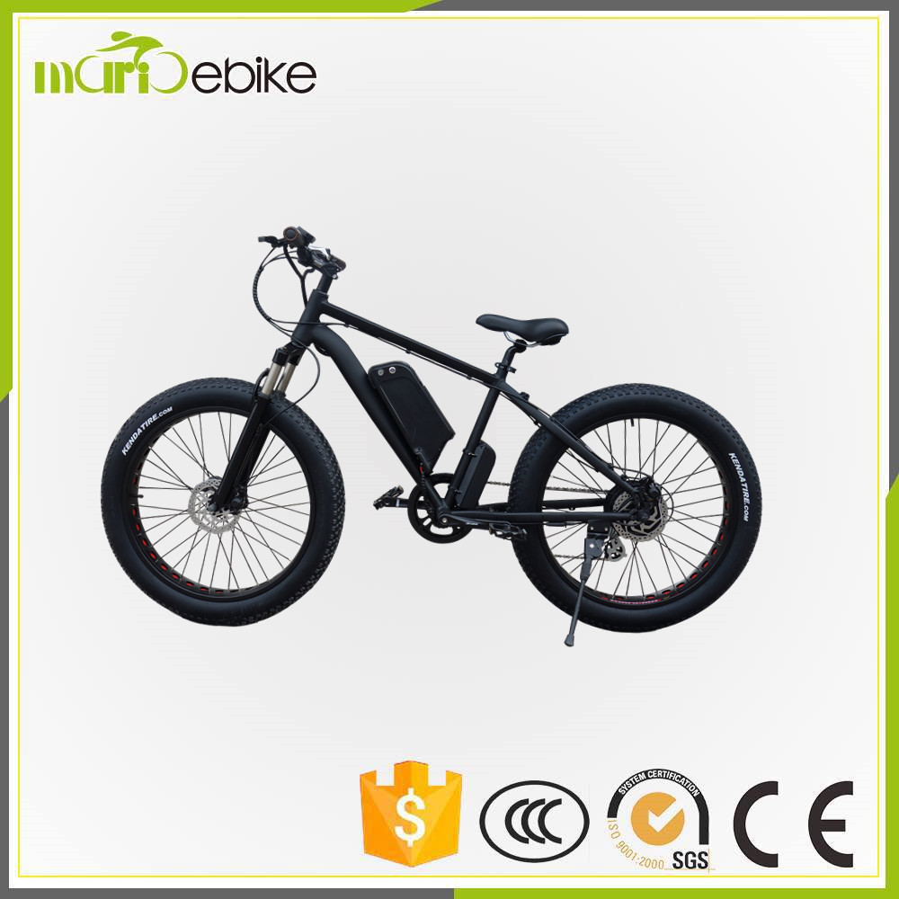 Light Weight Dirt Mountain E-Bicycle Fat Tire Electric bike with 750W Motor