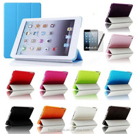 hot selling leather tablet case, 7 inch shock proof tablet case for ipad mini