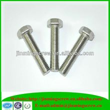 Hex Bolts Din 931 933 960 and 961