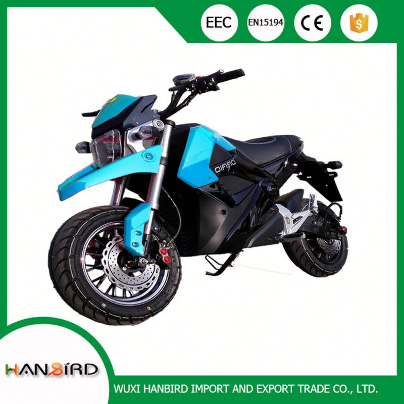 High Power M series 48V to 72V 2000w to 9000w Electric Motorcycle For Adult
