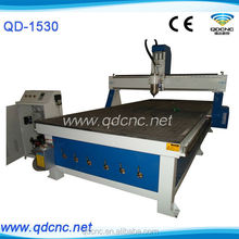 3d models cnc cutting machine / furniture making cnc machine QD-1530