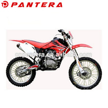 Hot Sale Chongqing Moto Single Cylinder Powerful 200cc Durable Dirt Bike