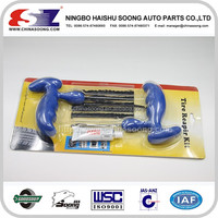 High Tool zinc alloy high quality repair tire kit