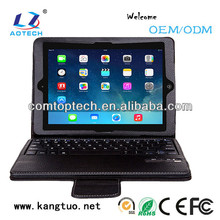 Durable bluetooth keyboard with case