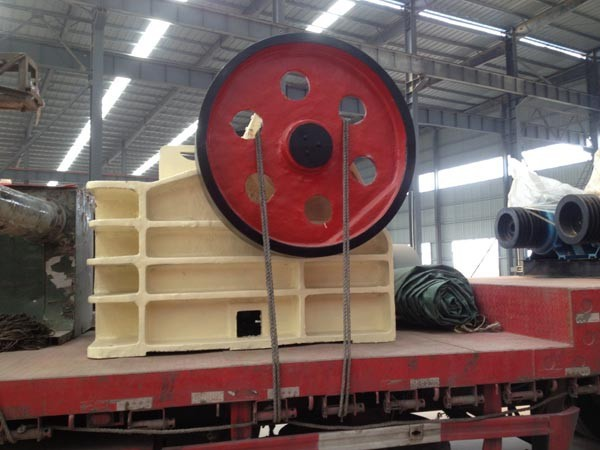 low price high capacity jaw crusher for ssale Canada's old friend