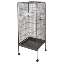 Steel bird cage and parrot cage for sales