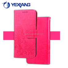 Wallent Card Holder Flip Cover Leather Phone Case For Sony Xperia Z2