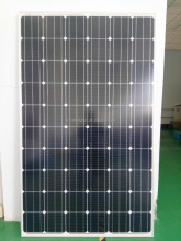 2017 hot sale 300w solar panel black with cheap price
